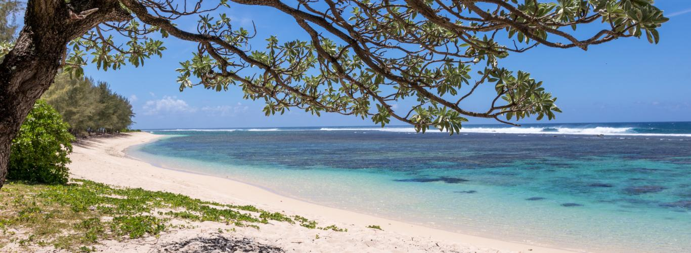 The best beachs in Mauritius